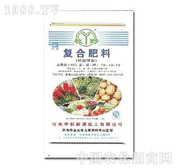 牧野-磷酸钾复合肥料