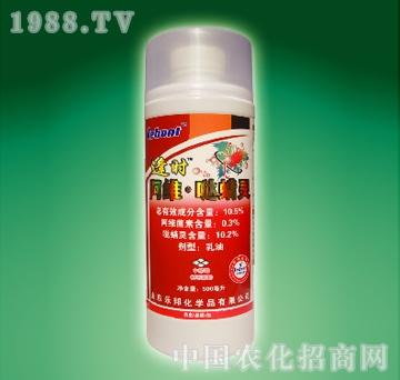 乐邦-10.5%阿维哒螨灵乳油