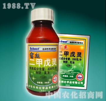 乐邦-二甲戊灵乳油