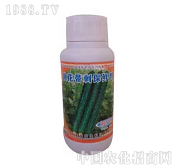 金淼农圣-顶花带刺保鲜剂