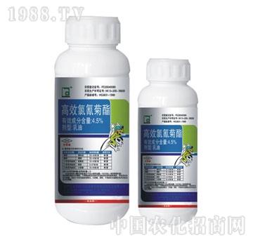 润达-4.5%高效氯氰菊酯