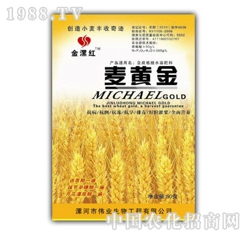 伟业-麦黄金