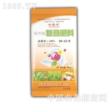 喜丰-48%复合肥料28-12-8