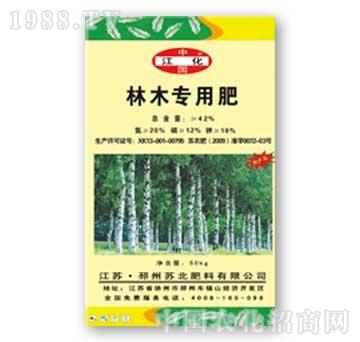 苏北-树木桑树专用肥