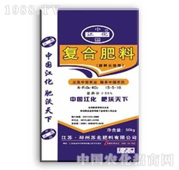 苏北-复合肥料15-5