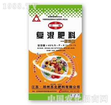 苏北-复混肥料(控释肥