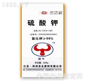 苏北-硫酸钾
