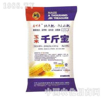 玉米千斤宝-新农村肥业