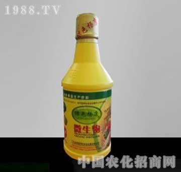 金饭碗-微生物液体肥(水稻专用肥)