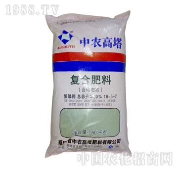 中农农资-30%复合肥(18-5-7)
