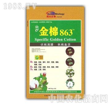 春雨生物-金棉863