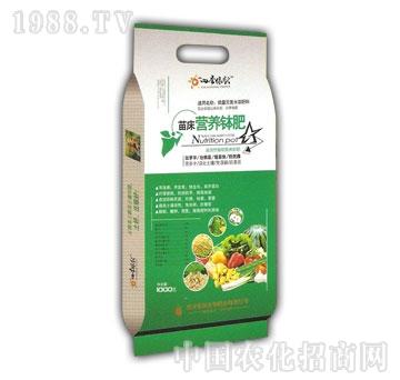 春雨生物-苗床营养钵肥