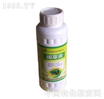 长青农化-48%异�f草松乳油