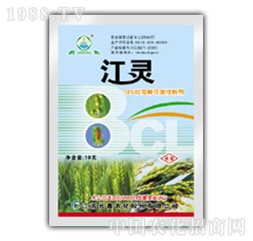长青农化-江灵
