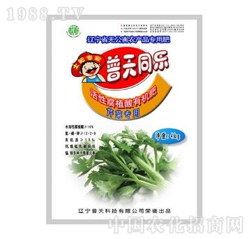 普天-普天同乐芹菜专用肥