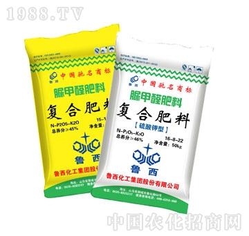 鲁西化工-脲甲醛复合肥
