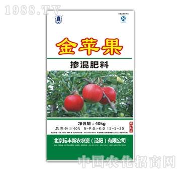 耘丰新农-40%金苹果膨大肥