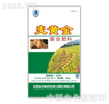耘丰新农-36%麦黄金