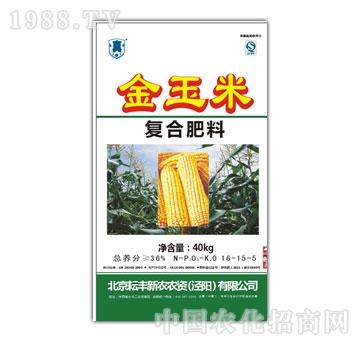 耘丰新农-36%金玉米