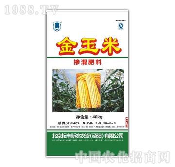 耘丰新农-40%金玉米BB