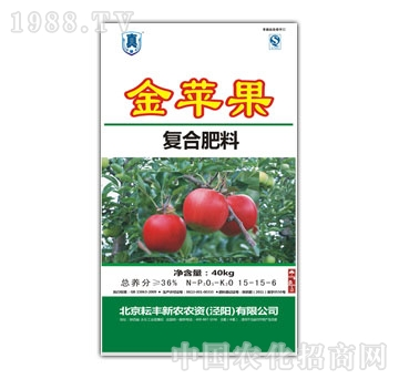 耘丰新农-36%金苹果