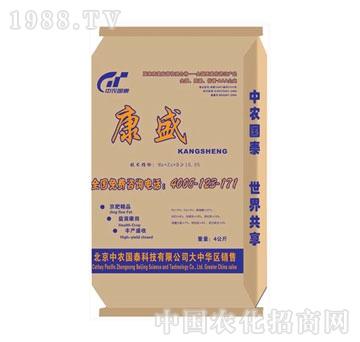 中农国泰-黑色腐殖酸冲施肥