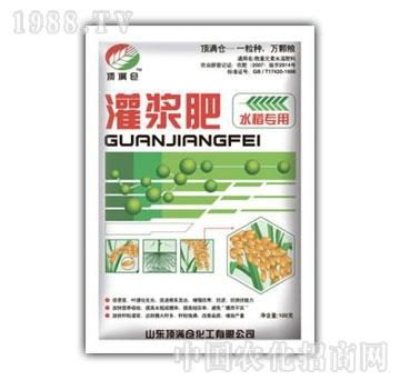 顶满仓-灌浆肥(水稻专用)