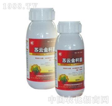 鲁抗生物-苏云金芽孢杆菌