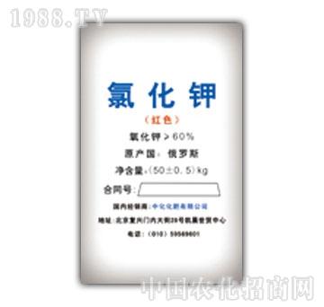 中化化肥-氯化钾
