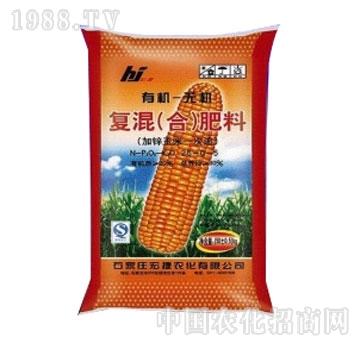 宏捷农化-有机无机复合肥