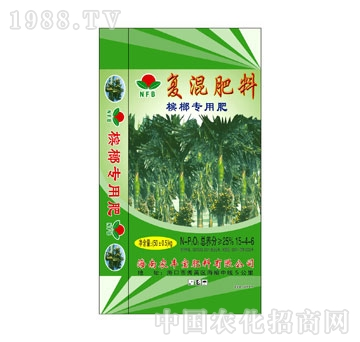 农丰宝-槟榔专用肥
