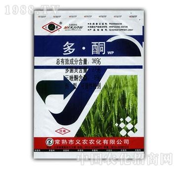 义农农化-36%多酮