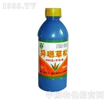嫩江绿芳-480克异�f草松乳油洁喜