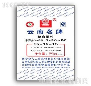 大维-复合肥料15-15-15
