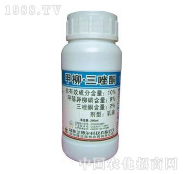 兰博尔-10%甲柳三唑