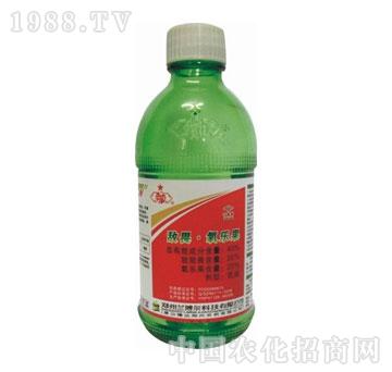 兰博尔-40%敌畏氧氧乐果乳油