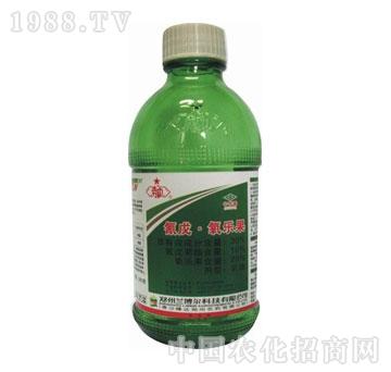 兰博尔-30%氰戊氧乐果乳油