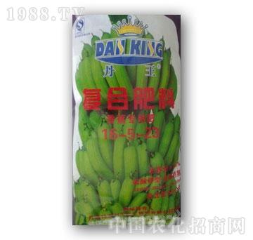 地生财-丹王香蕉专用肥16-5-23