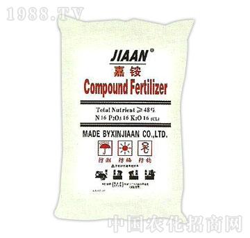 新嘉铵-48%复合肥料