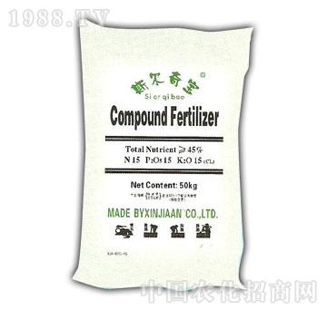 新嘉铵-45%复合肥料