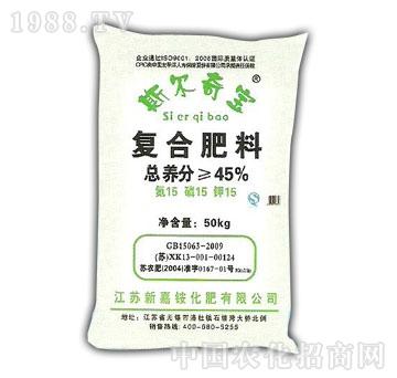 新嘉铵-50kg复合肥