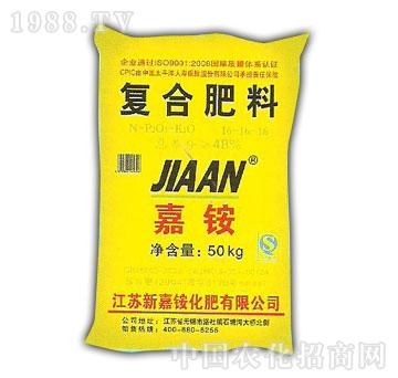 新嘉铵-50kg复合肥料