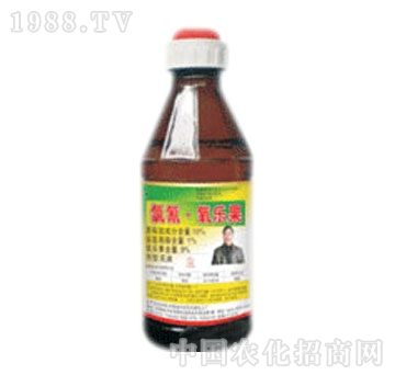 克灵丰-氯氰-氧乐果