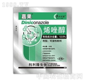 科利隆-嘉果-烯唑醇