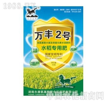 永康-水稻专用肥