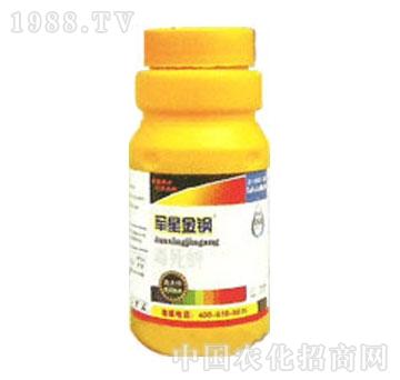 军星-40%毒死蜱