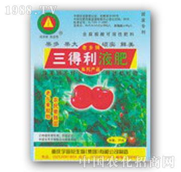 宇宙花-三得利生物液肥(番茄专用)