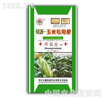 大鑫科威-玉米专用叶面肥