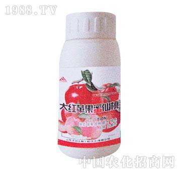 万邦-大红苹果蜜仙桃