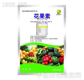 亿阳益农-花果素高钾型全元素叶面肥